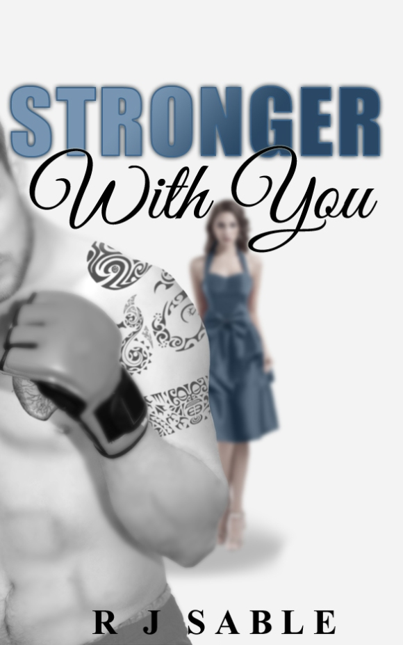 Cover Reveal - Stronger with You