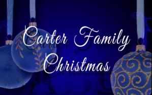 christmas carter